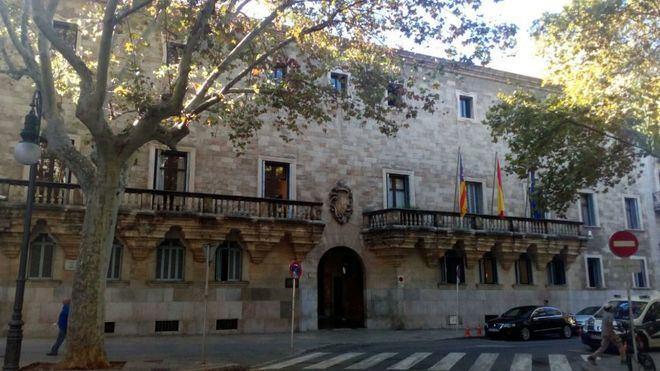 Balears fue la sexta comunidad de España por número de casos de corrupción juzgados durante 2017