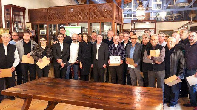 La Federació de la Fusta celebra su 40 aniversario