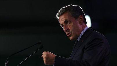 Sarkozy, bajo custodia policial por la financiación de su campaña en 2007