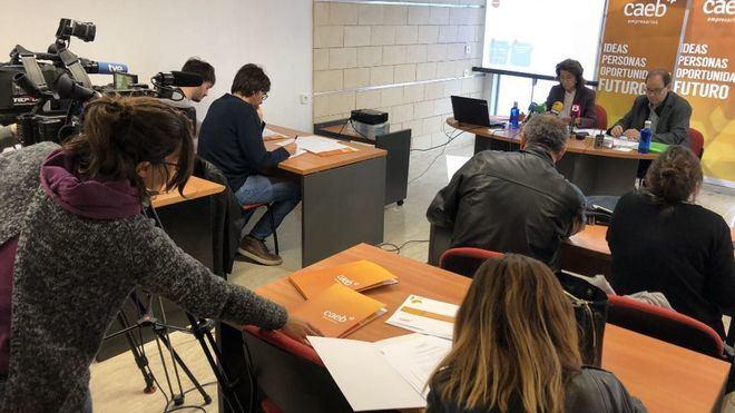 La CAEB considera que Balears ha recuperado en 2017