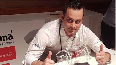 El ganador de Tapalma 2017 presenta sus nuevas creaciones gastronómicas