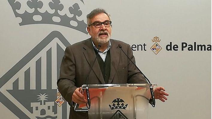 """Apoyo de Cort a Valtonyc: Cs pide la dimisión de Neus Truyol y Aligi Molina y a Noguera que """"se aclare o dimita"""""""