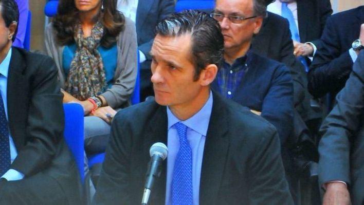 Urdangarín, último intento para librarse de la cárcel por el Caso Nóos