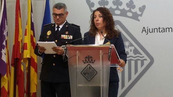 """Llevan a Pastor a los tribunales por dirigir la Policía Local de Palma como si fuese """"su cortijo particular"""""""
