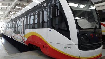 Restablecido el servicio de tren Manacor-Palma