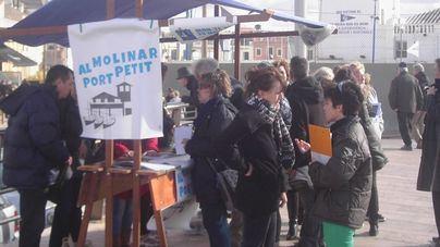 El Club Náutico del Molinar niega el aplazamiento de la materialización del 'Port Petit'
