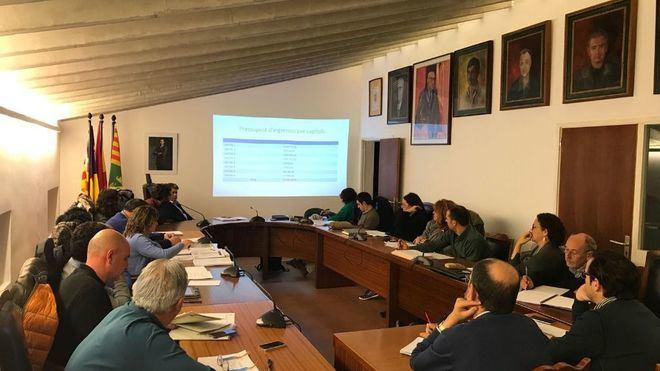 Sa Pobla apueba el presupuesto municipal del año 2018