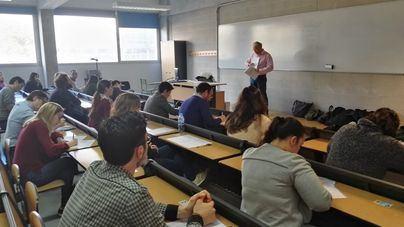 La Escuela de Turismo de Balears celebra su primera Feria de Trabajo