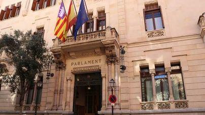 El Parlament se suma a la Hora del Planeta