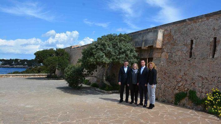 Santanyí reclama la apertura al público de la forteza militar Es Fortí