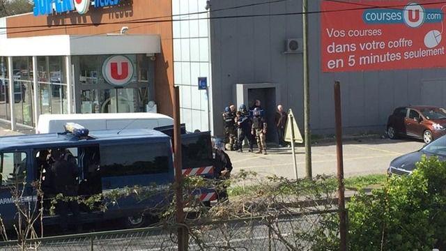 Abaten al terrorista que mató a tres personas en el sur de Francia