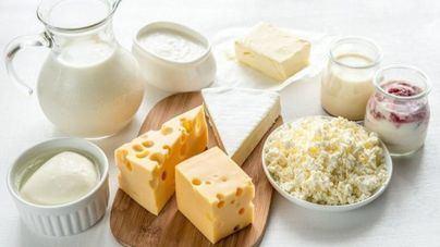 Los lácteos y el gluten son las intolerancias alimentarias más comunes