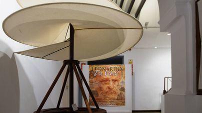 Palma acoge la exposición 'Los Inventos de Leonardo Da Vinci'