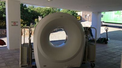El TAC del Hospital de Formentera estará operativo en mayo