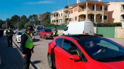 Ofensiva policial en Balears contra los conductores sin seguro de coche y la ITV