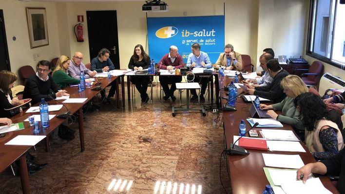 La mesa sectorial convocará 3.166 plazas para 9 categorías del IbSalut