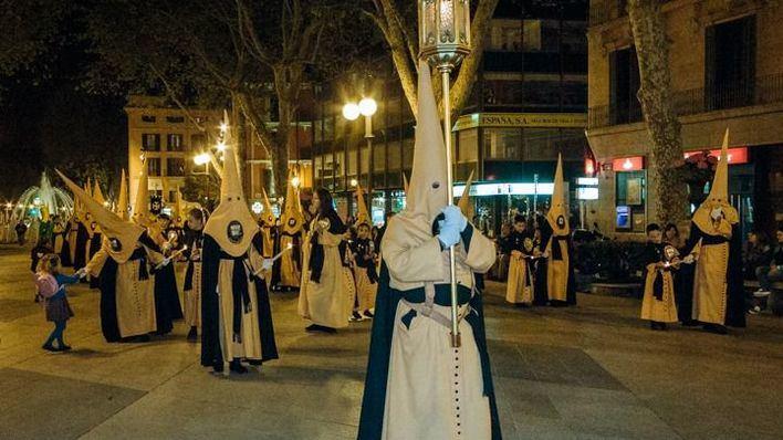 IB3 retransmite la procesión del Sant Crist de la Sang