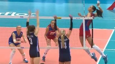 Palma celebra la Copa Pascua Palmadona de Voleibol Base Femenino
