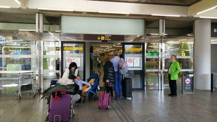 Son Sant Joan registra este sábado 611 movimientos y 102.841 pasajeros