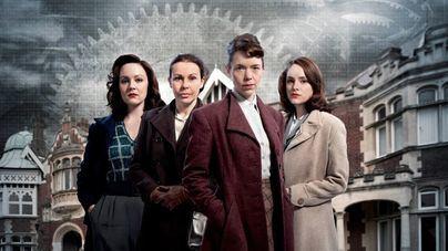 IB3 estrena la miniserie británica 'El círculo de Bletchley'
