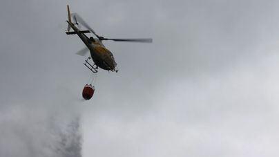 El fuerte viento obliga a suspender todas las autorizaciones de fuego del sábado en Balears