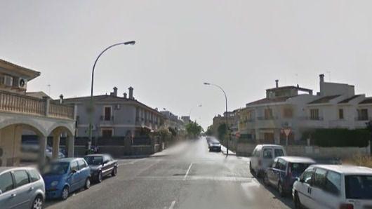 Un niño de 6 años se estrella cuando conducía una moto por Son Ferriol: se investiga si iba acompañado