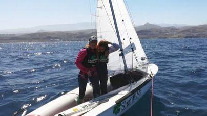 María Bover y Cata Homar ganan el Campeonato de España de 420