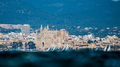 Suspendida la segunda jornada por las fuertes rachas de viento en Palma