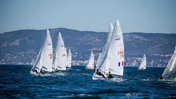 La regata Princesa Sofía finaliza con seis vencedores en Palma