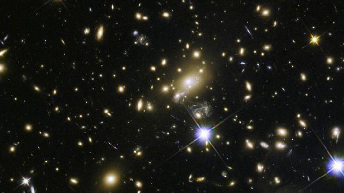 El Hubble descubre la estrella más lejana jamás observada