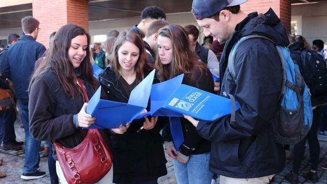 El 25 por cien de alumnos de bachillerato de Mallorca aspiran a ser funcionarios