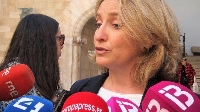 La juez decana de Palma alerta de que la falta de personal dificulta atender órdenes de protección