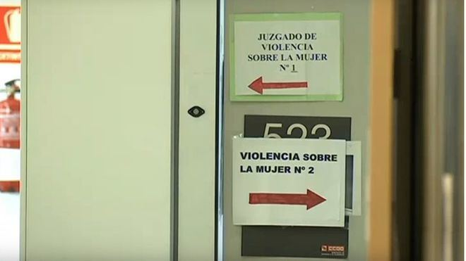 Alertan del colapso inminente del único juzgado que queda para violencia contra las mujeres