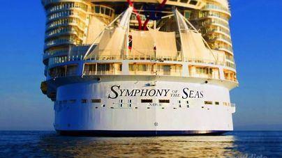 Dos organizaciones de Barcelona se unen a Assemblea 23-S contra la llegada del 'Symphony of the Seas
