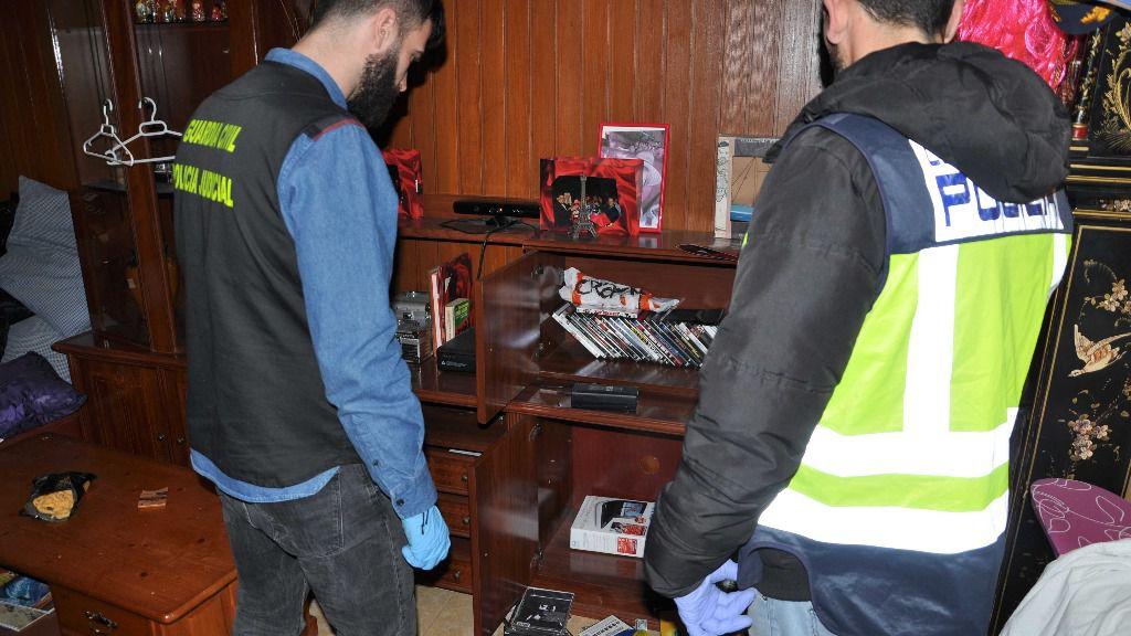 Dos personas detenidas en Manacor por tráfico de drogas, blanqueo y prostitución