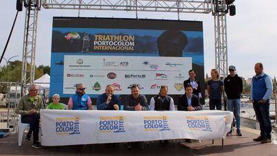 Más de 1.000 atletas participarán en el Triatlón de Portocolom