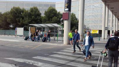 El aeropuerto de Palma entre los peor conectados con el núcleo urbano