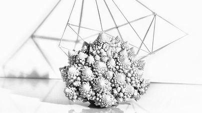 La obra 'White Food Structure', premiada en los Tokyo International Foto Awards