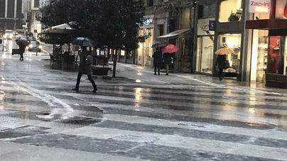 Vuelven las lluvias y bajan las temperaturas