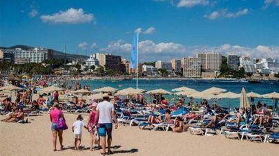 Cuatro destinos de Baleares, entre los favoritos de los turistas británicos