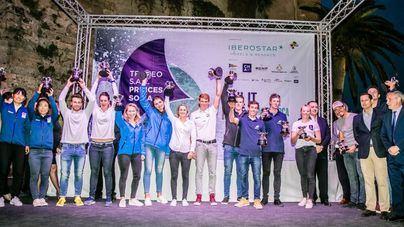 Belcher y Ryan, vencedores absolutos del Sofía Iberostar