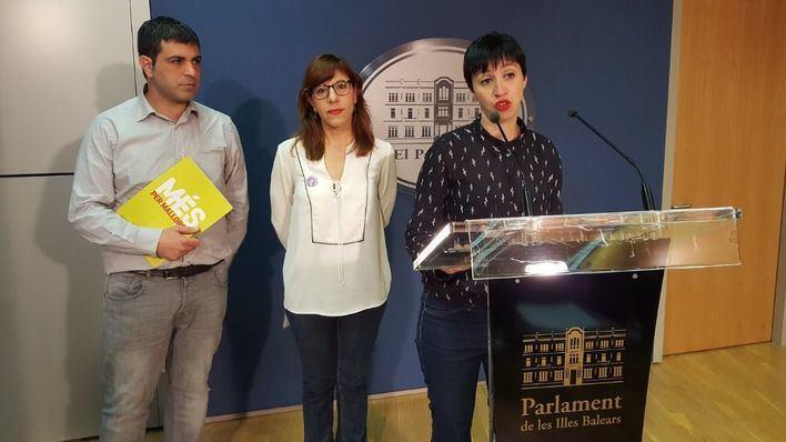 """El Pacte implantará una """"agenda feminista"""" para pedir a Rajoy más dinero contra la violencia de género"""
