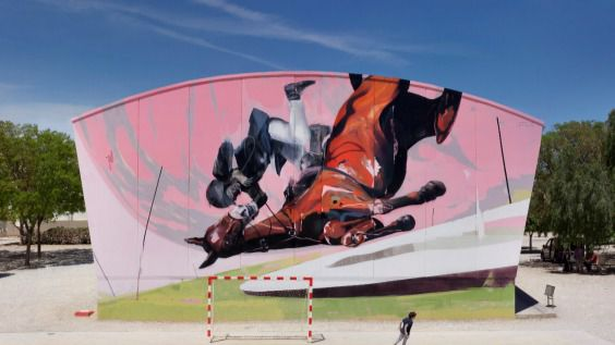 Comienza la V edición de BetArt: el Laboratorio de arte urbano de Calviá