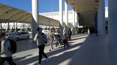 Los aeropuertos de las islas suman casi 1,7 millones de pasajeros en marzo