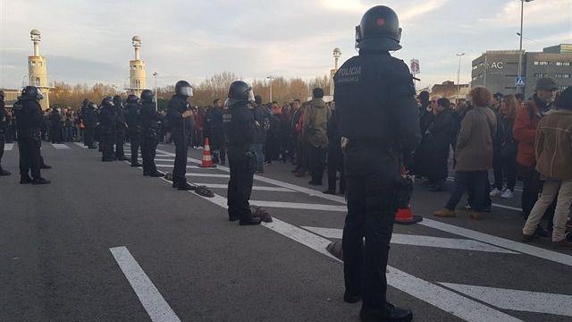 La Guardia Civil detiene a una cabecilla de los CDR