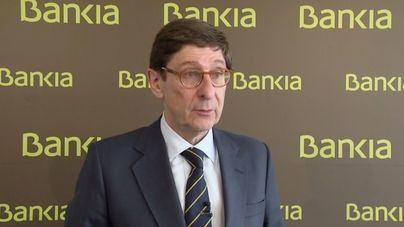 Bankia propone repartir 340 millones en dividendos, el 7 % más