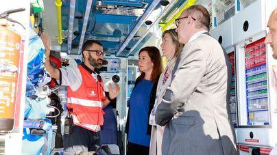 La patronal nacional de ambulancias critica al Govern por contratar conductores sin el carnet necesario