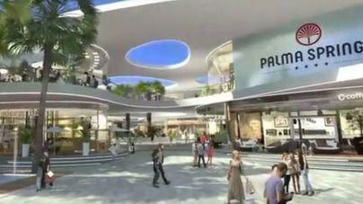 Cort extingue la licencia del centro comercial de Ses Fontanelles que iba a invertir de 225 millones