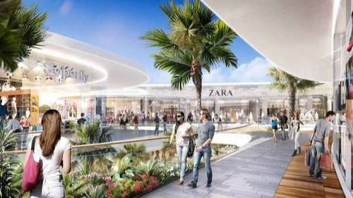 Sin noticias de Cort: la promotora de Ses Fontanelles seguirá con el centro comercial