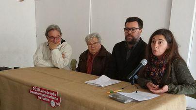 """Noguera apela a los """"valores republicanos"""" de Palma para 'el derecho a decidir"""""""